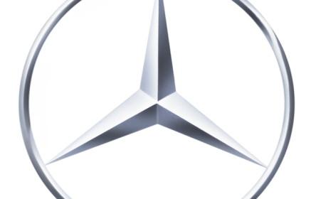 Large Mercedes LOGO