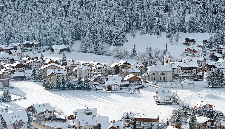 B 9623 San Vigilio Marebbe Inverno St Vigil In Enneberg Winter