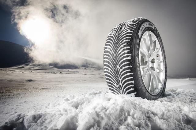 Michelin Alpin 5 04